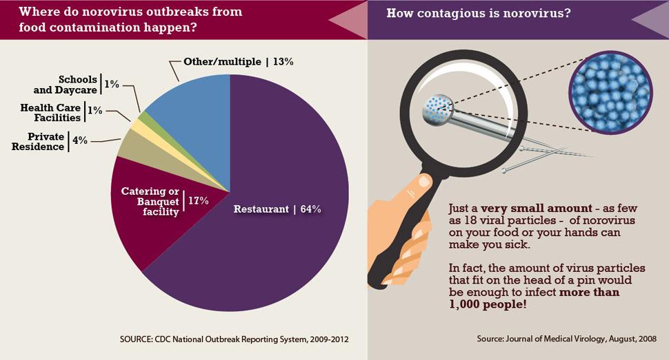 Norovirus Percentage